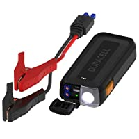 Duracell Lithium-Ion Emergency Jump Starter - 1100 Peak Amps