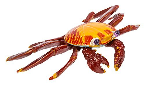 Sally Lightfoot Crab - Safari 261729 Galapagos Sally Lightfoot Crab Animal Figure by Toob