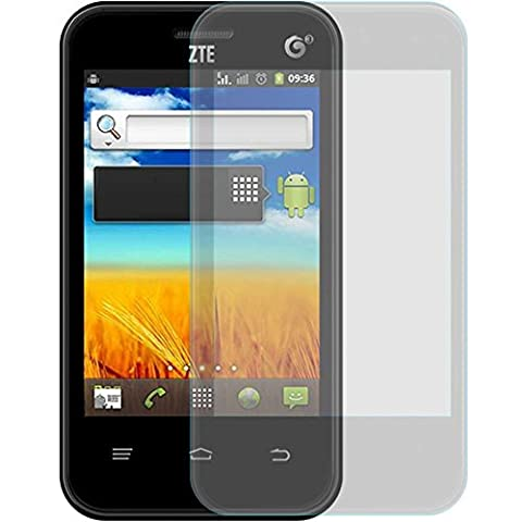 HRWIRELESS(TM) For ZTE N817 New Premium Tempered Glass Film Screen Protector (Zte Phones Protector)