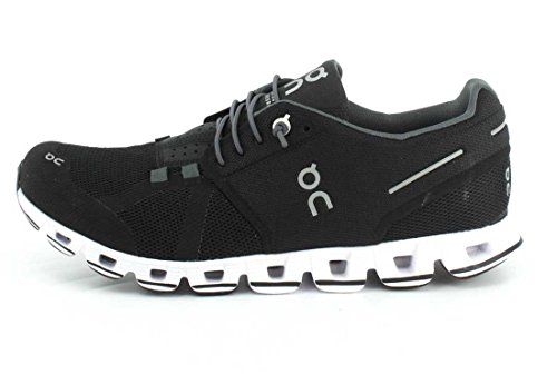 On Running Mens Cloud Shoe Black/White j4ipt1si