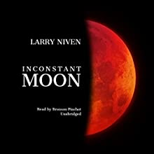 Inconstant Moon Audiobook by Larry Niven Narrated by Bronson Pinchot