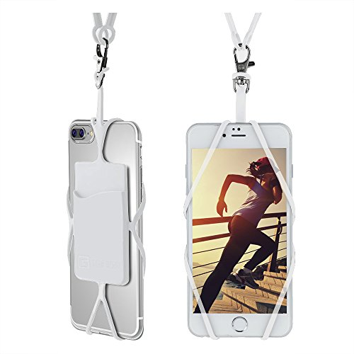 Gear Beast Universal Cell Phone Lanyard Compatible with iPhone