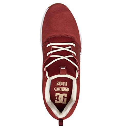 DC Shoes Heathrow IA - Shoes - Schuhe - Männer - EU 47 - Rot