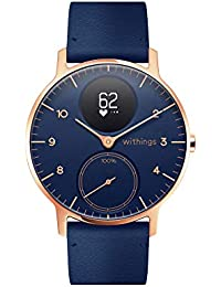 Steel HR Hybrid Smartwatch - Activity, Sleep, Fitness and Heart Rate Tracker with Connected GPS