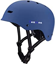 Tontron Skate Helmet with Magnetic Buckle