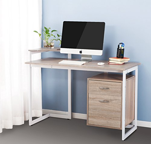 Merax Stylish Computer Desk Home And Office Desk Table Furniture