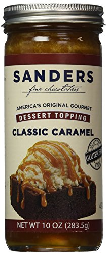 Sanders Topping Clssc Caramel