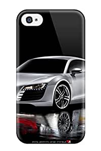 Durable Defender Case For Iphone 4/4s Tpu Cover(best Christmas Ever )