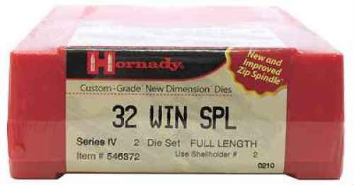 Hornady 546372 Series Iv Specialty Die Set, 32 Winchester Special (.321'') by Hornady
