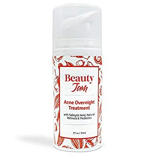 Beauty Jam Acne Overnight Treatment, 1 Ounce