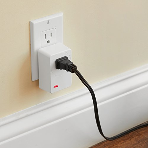 abode Home Automation Power Outlet & ZigBee Extender