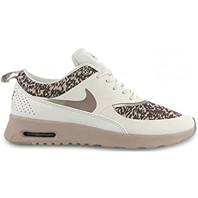 competitive price 39f44 ca5d1 NIKE Air Max Thea Print (WMNS) Baskets Femme 599408-100-39-8 Gris   Amazon.co.uk  Shoes   Bags