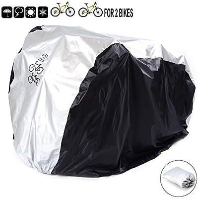 Pasway Funda para Bicicleta Cubierta Impermeable de Bicicleta Para ...