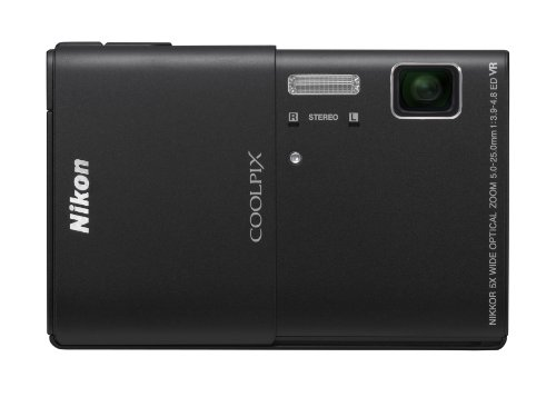 Nikon COOLPIX S100 16 MP CMOS Digital Camera with 5x Optical