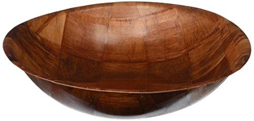 Tablecraft Wood Bowls - Tablecraft Wood Bowl, 12-Inch