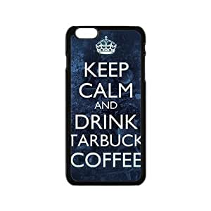 Starbucks design fashion cell phone case for iPhone 6