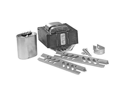 Howard Lighting M-1500-4T-CWA-K 1500W Quad Tap Metal Halide Ballast Kit