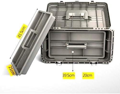 HLD 多機能ツールボックスの家庭用ストレージボックス車の修理ツールボックス ツールボックス
