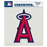 WinCraft Los Angeles Angels of Anaheim Decal 8x8 Die Cut Color