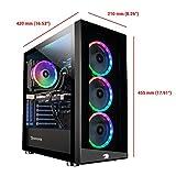 iBUYPOWER Gaming PC Computer Desktop Element MR