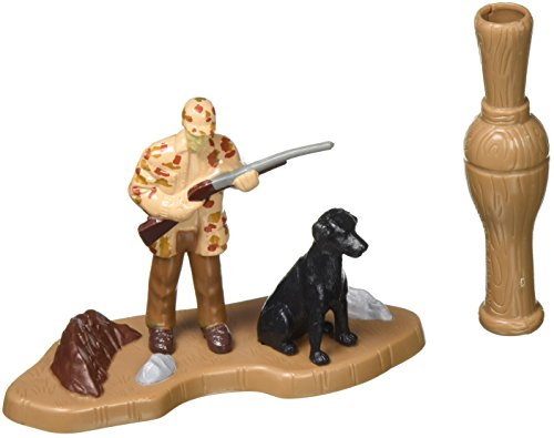Duck Hunting Cake Toppers World Happy Shop
