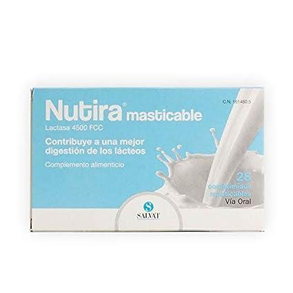 SALVAT Nutira Masticable 28 comprimidos: Amazon.es: Salud y ...