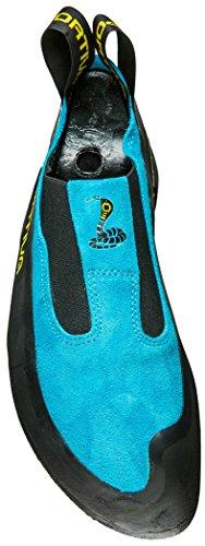 La Sportiva Cobra Climbing Shoes Unisex blue Größe 45 2017 Kletterschuhe