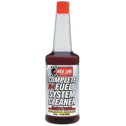 Red Line Oil 60103 SI-1 Fuel System Cleaner Pack of 6 Bottles