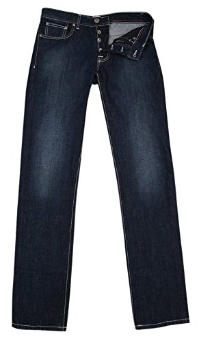 new-cesare-attolini-denim-blue-jeans-slim-31-47