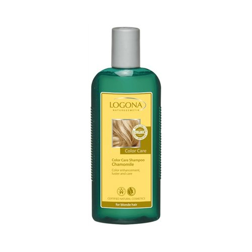 Hair Coloring Aids Color Care Shampoo Chamomile 8.4 o (Body Logona Natural Care)
