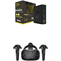 ZOTAC ZBOX-EN1060K-U-W2B MAGNUS Gaming Mini PC Intel i5-7500T Nvidia GTX 1060 VR Ready Windows 10 & HTC VIVE- Virtual Reality System Bundle