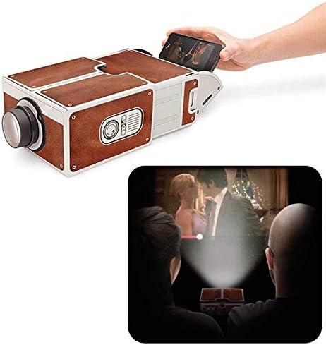 Syfinee Cardboard Smartphone Portable Projector 2.0 / Install ...