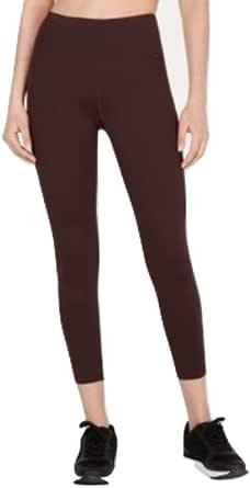 Calvin Klein Women's High Waist Side Pocket 7/8 Tights