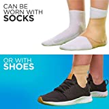 BraceAbility Elastic Ankle Brace | Foot Support