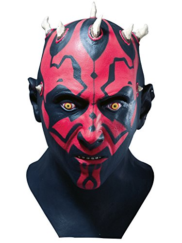 Star Wars: Darth Maul Latex Mask]()