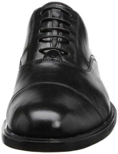 Leather Dorset Nero Scarpe Black Boss stringate Clarks uomo gwqzR1v6