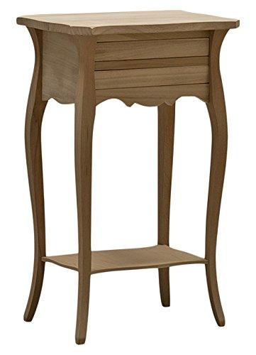 Pieffe Mobili Francesino Comodino Porta, legno grezzo, decoupage ...