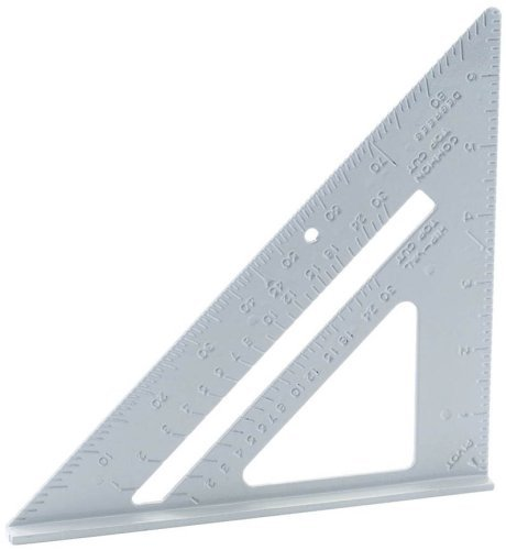 Draper 89762 Roofers Square, 178mm X (Adjustable Quick Square Layout Tool)