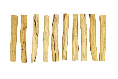 (Magik Carpets Palo Smudging Sticks 10 Stick Pack from (Ecuador))