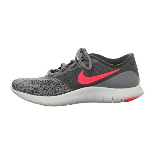 Fitness Adults' Unisex Flex cool Shoes grey red WMNS solar Nike Contact Black 5C6qdXqw