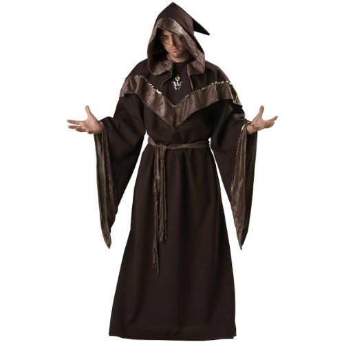 Mystic Sorcerer Adult Costume - Large by InCharacter