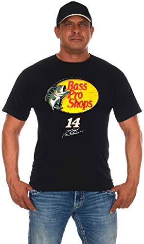 (Tony Stewart Bass Pro Shop Men's Short Sleeve T-Shirt (x-lARGE))
