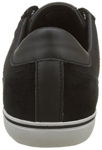 Geox Men's U Box I Low-Top Sneakers, Navy Black (Black C9999)