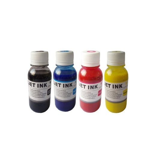 - Anti-UV Sublimation 100Ml Ink for Epson C68, C88, C88+, CX3800, CX3810, CX4200, CX4800, CX5800F, CX7800 (Pack of 4)