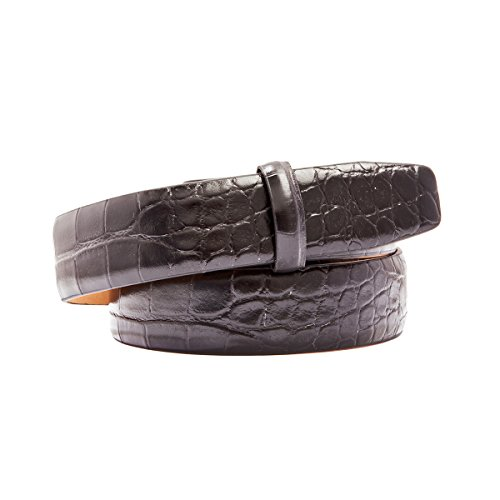 And 1 Embossed Belt (Trafalgar Alligator Embossed Leather 1
