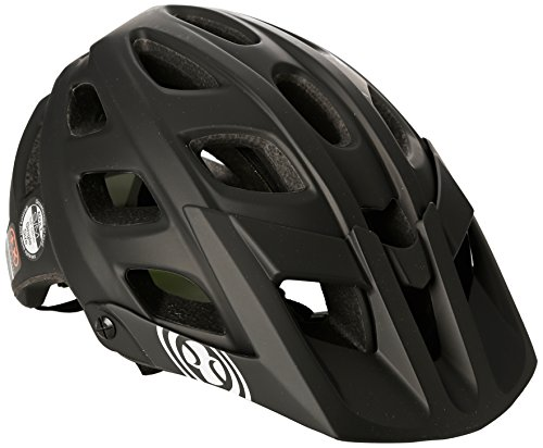 IXS Trail RS All Mountain Helmet Black S/M