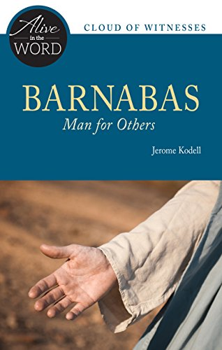 Barnabas, Man for Others (Alive in the Word) image