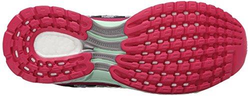 Adidas Kvinners Respons Boost To Techfit W Løpesko Rosa / Svart / Grønn