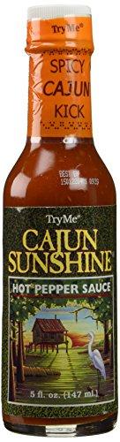 cajun hot sauce - 1