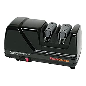 Diamond Hone Ultra 2-Stage Plastic Electric Knife Sharpener